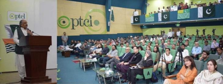 PTCL Commemorates Pakistan Defence Day & Observes Solidarity with people of Kashmir