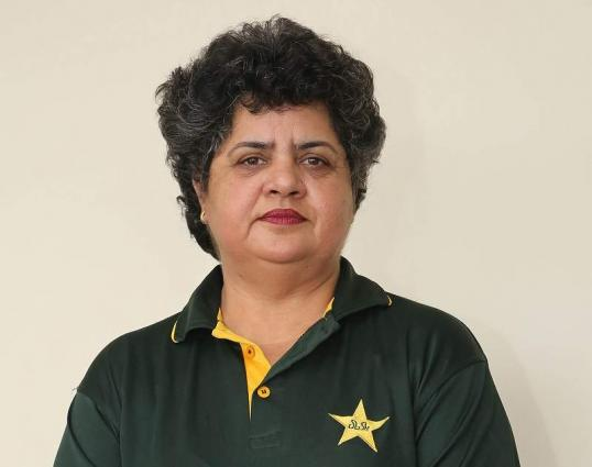 Humaira Farah, first woman umpire from Pakistan