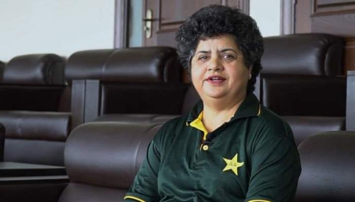 Humaira the first women cricket umpire from Pakistan
