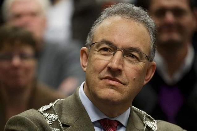Without peace, tackling energy challenges would be difficult: Moroccan-born Mayor of Rotterdam
