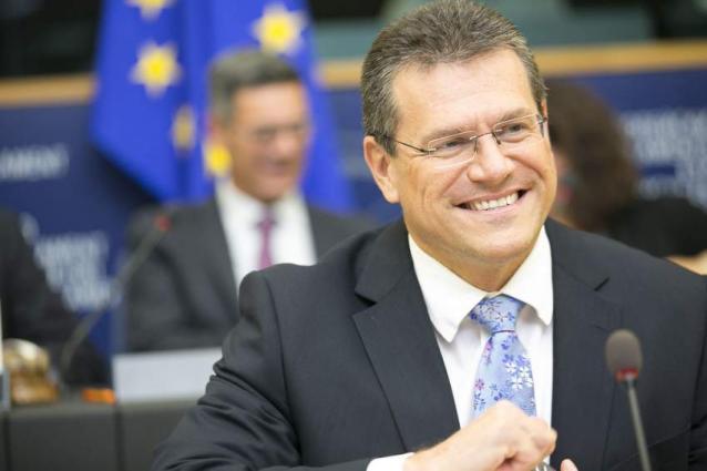 EU Commission to Analyze Court Ruling on Opal, Inform on Next Steps Shortly - Sefcovic