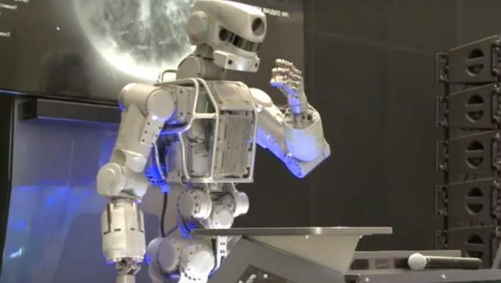Russia's Humanoid Fedor to Be Replaced by New Robot in Future Space Flights - Designers