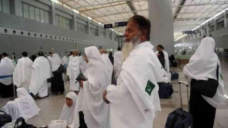 Over 96 percent Hujjaj returned home