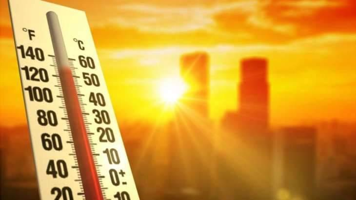 Mainly hot,humid weather likely during next 24 hours in most parts:MET office