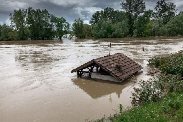 Niger floods killed 57