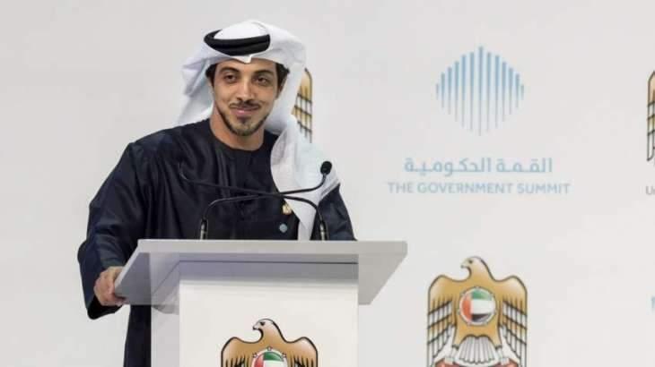 Mansour bin Zayed meets Brazilian Ambassador, reviews ties