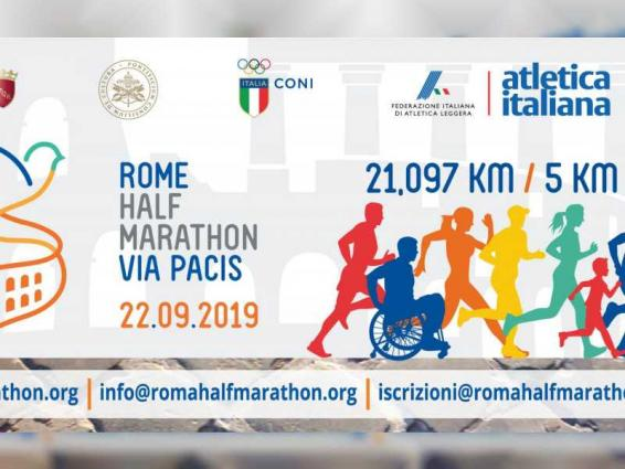 UAE Embassy to sponsor third edition of 'Peace Marathon' in Rome