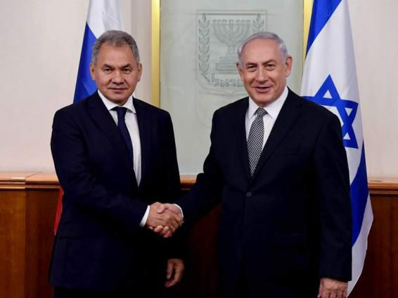 Netanyahu to Meet Russian Defense Minister During Sochi Visit - Prime Minister's Office