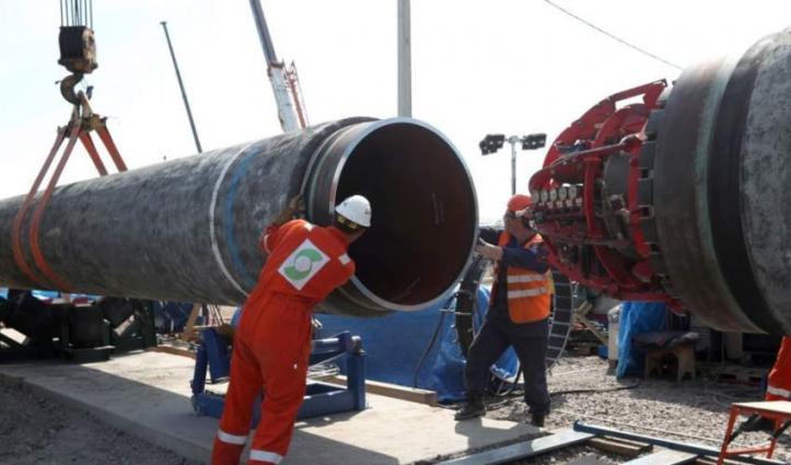 Gazprom Must Reduce Gas Transit Via OPAL to Half of Pipeline Capacity - German Watchdog