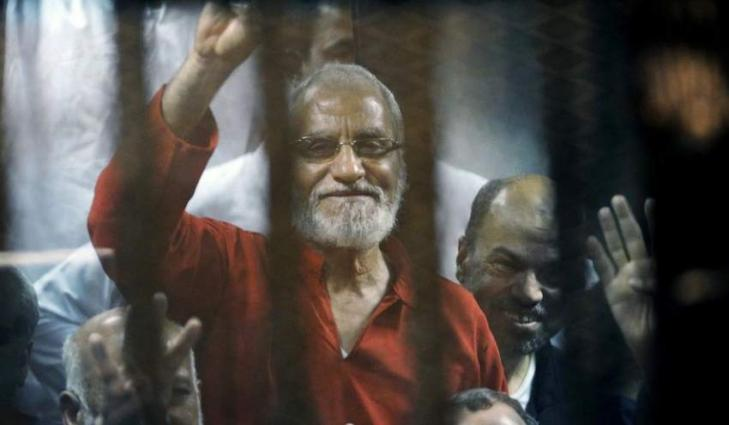 Egyptian Court Sentences 11 Muslim Brotherhood Members to Life in Prison