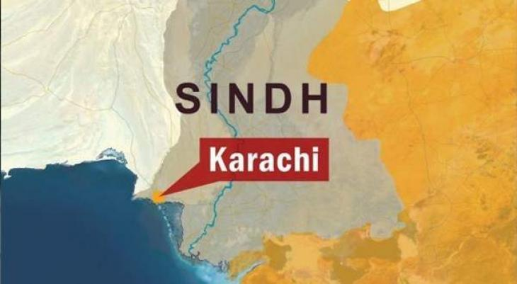 Man, wife and son killed in road accident in Karachi