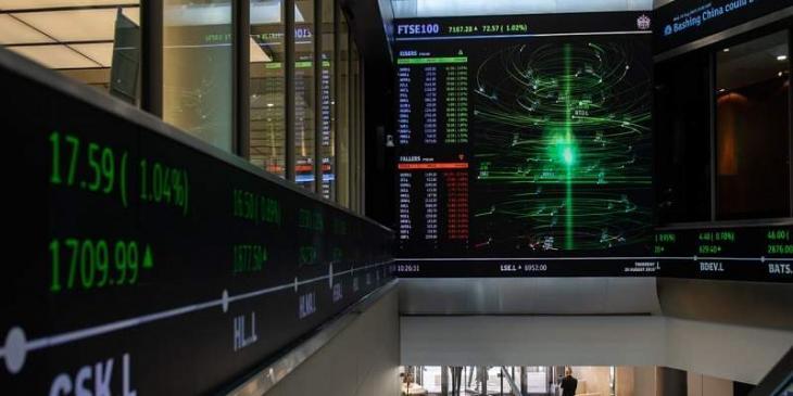 Hong Kong Stock Exchange Makes $36.6Bln Bid for London Stock Exchange