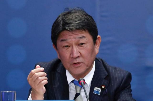 Japan's New Foreign Minister Hopes to Hold Talks With Lavrov Soon