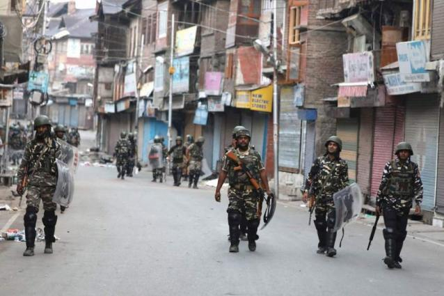 Int'l agencies urged to take action against human rights violations in IoK