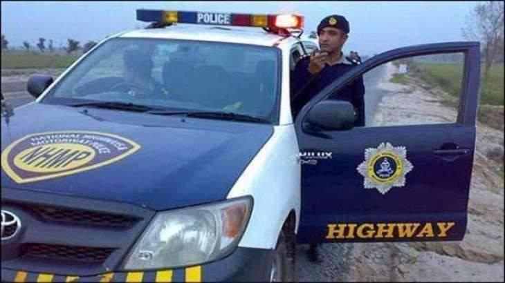 Punjab Highway Patrol registers 161 cases over traffic rules violations
