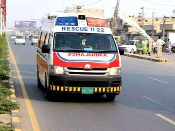 Man killed on road in Sargodha