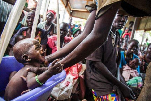 Severe Famine Threatens 6.35Mln in South Sudan, Over Half of Population - UN