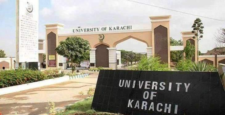 Scholarship cheques distributed among 52 University of Karachi students