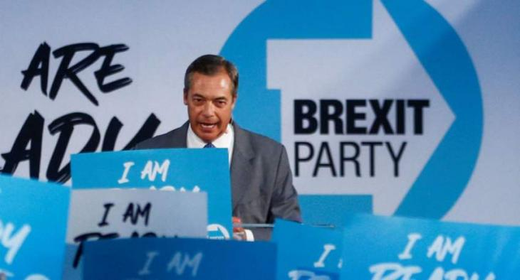 Brexit Party's Farage Offers Tories to Give Up 80-90 Districts in Election Deal - Reports