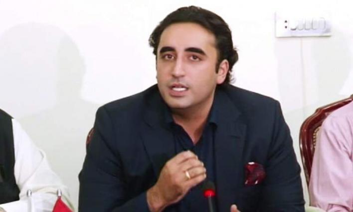 Bilawal condoles with Malik Asad, Tarique Shah
