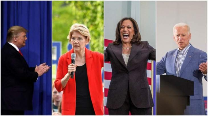 Trump Loses in 1-on-1 Matchups With 5 Leading Democratic Presidential Contenders - Poll