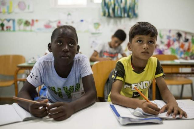 UN Urges European States to Boost Education Resources for Migrant Children - Report