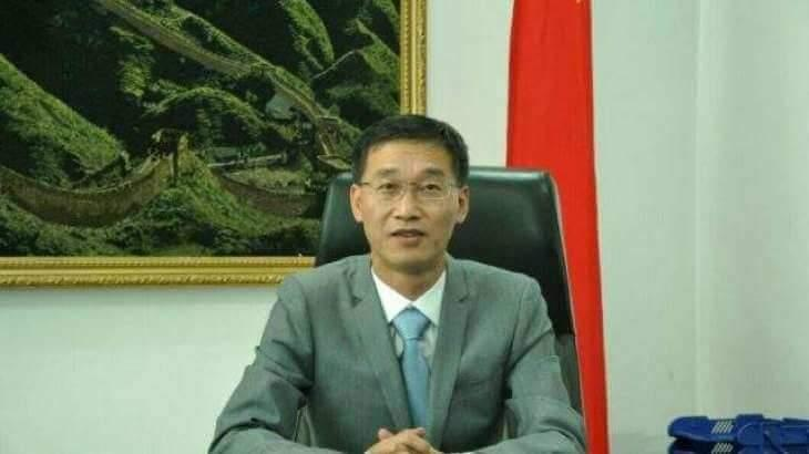 Chinese envoy assures timely completion of CPEC projects in KP, visits KPBOIT