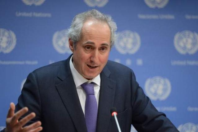 UN Hopes Venezuela, Colombia Lower Tensions Through Dialogue - Spokesman