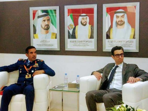 Ministry of Defence, UAE Armed Forces participate in DSEI 2019 in London