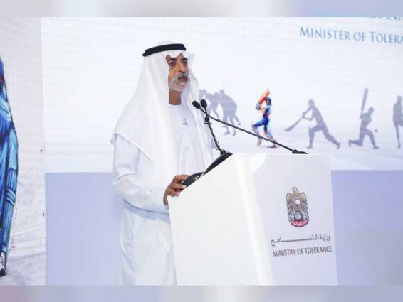 Nahyan bin Mubarak lauds UAE leadership's support for workers