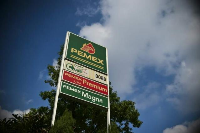 Mexico injects another $5 bn into ailing Pemex
