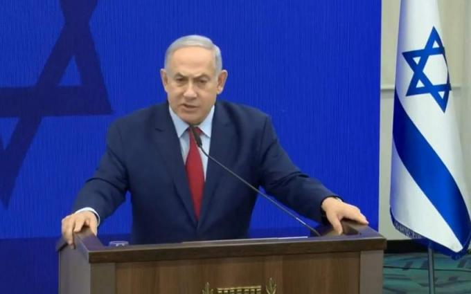 Netanyahu Uses Anti-Iran Claims, Vows to Annex Jordan Valley to Stay in Power - Tehran