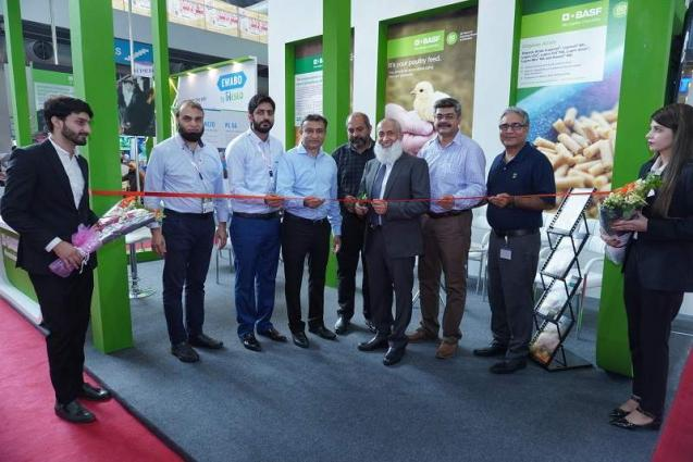 BASF unfolds a comprehensive range of solutions for quality poultry feed at International Poultry Expo 2019 in Pakistan