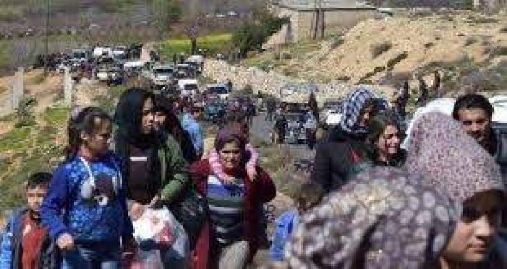 Over 1,300 Syrians Return Home From Jordan, Lebanon Over Past 24 Hours - Russian Military