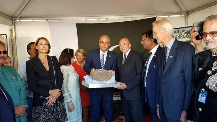 Pakistan's pavilion in Lyon Festival attracts scores of visitors