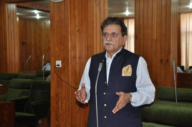 India pursuing policy of ethnic cleansing of Muslims in occupied Kashmir: AJK Prime Minister