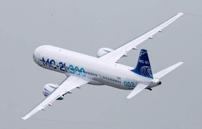 Russian MC-21 Passenger Plane to Debut in Istanbul - Manufacturer