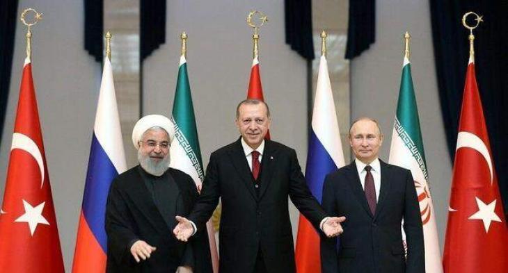 Turkish, Iranian defense chief meet in Ankara