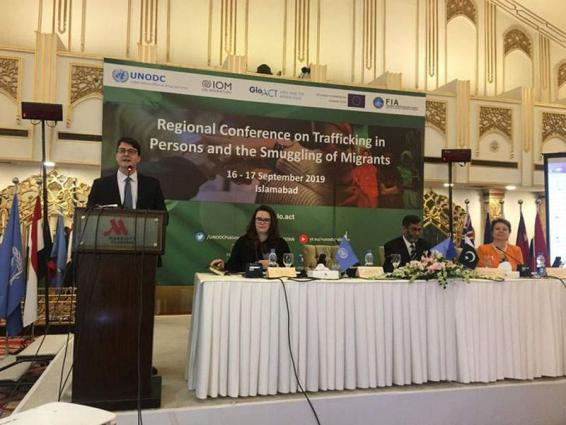 Two-day Regional Conference on Trafficking in Persons and Smuggling of Migrants begins