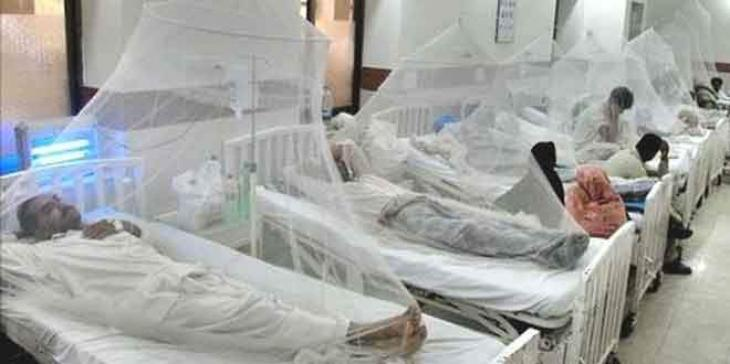 Dengue virus detected in two patients at Allied Hospital