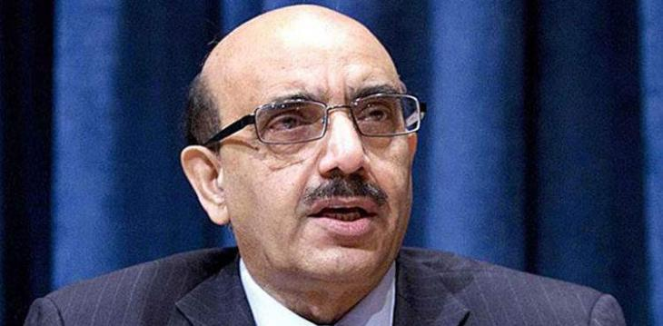 Pakistan, AJK's people never accept revocation of Article 370: Masood Khan