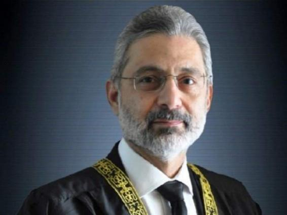 Two Supreme Court judges recuse from hearing Justice Qazi Faez Isa's petitions
