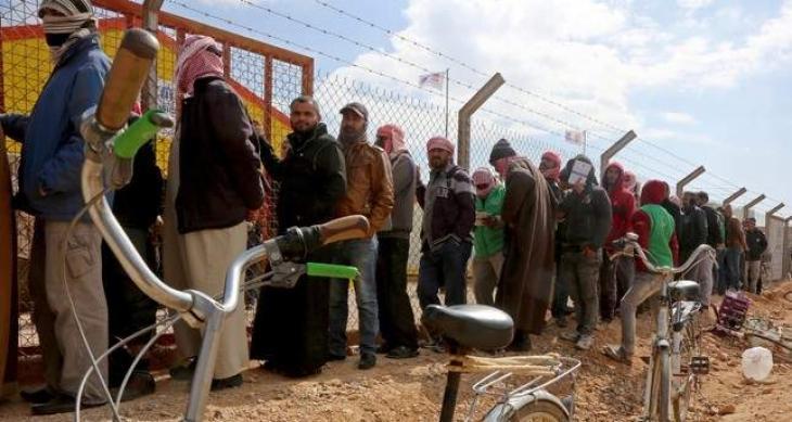 Jordan says 153,000 Syrians returned home since October