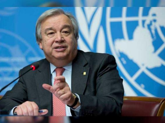 Transparency, dialogue and greater understanding essential to alleviating mistrust, says UN Secretary-General at UNGA opening