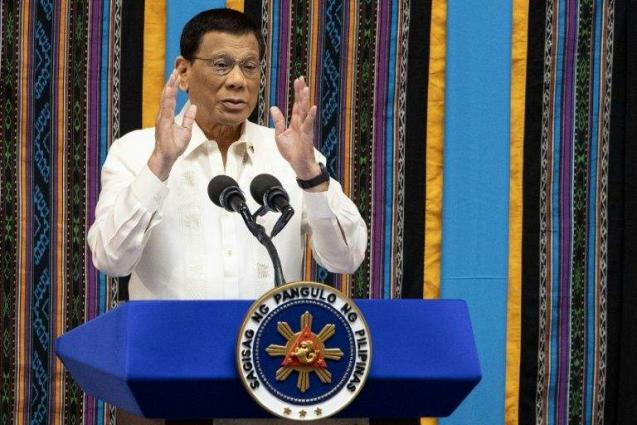 'Dead or alive': Philippines' Duterte warns ex-cons to turn themselves in