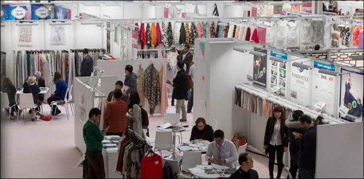Top Pakistani textile companies showcased their products at Texworld, Paris