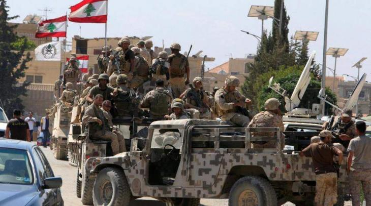 Lebanese Special Forces Detain IS Terrorist From Syria - Internal Security