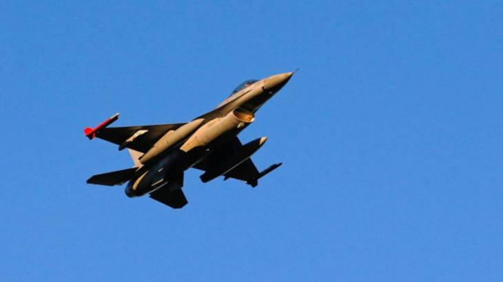 Belgian F-16 Crashes in Western France, Both Pilots Eject From Aircraft - Reports