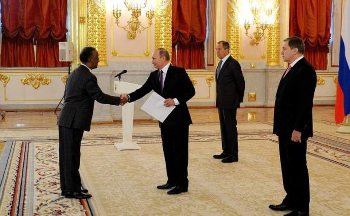 Somalian Ambassador Hopes Russia-Africa Summit to Give New Impetus to Somalia-Russia Ties