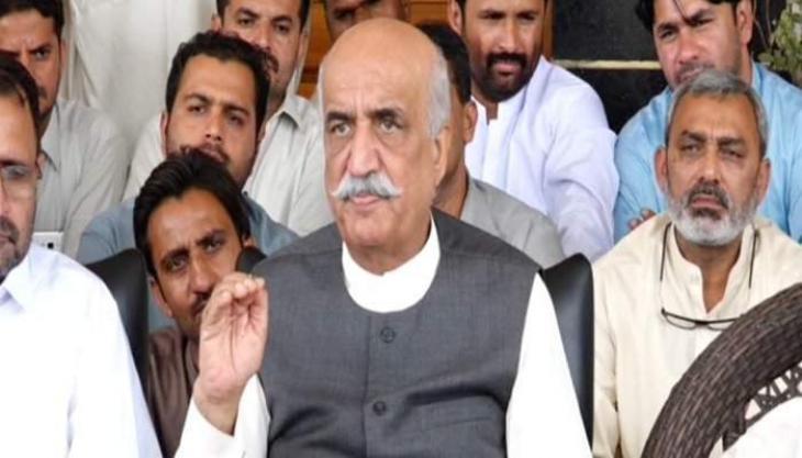 NAB granted two-days transit remand of Khursheed Shah